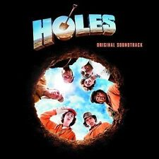 FREE US SHIP. on ANY 2 CDs! NEW CD : Holes Soundtrack
