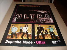 "DEPECHE MODE - POSTER ITALY "" ULTRA """