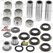 All Balls Swing Arm Linkage Bearings & Seal Kit For Kawasaki KX 80 2000 MotoX