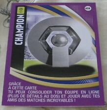 Adrenalyn 2016-17 Ligue 1 Champion card Rare NEW