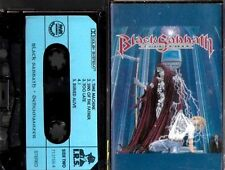 BLACK SABBATH Dehumanizer CASSETTE TAPE RARE PHILIPPINES IMPORT METAL