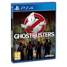 Ps4 jeu GHOSTBUSTERS article neuf