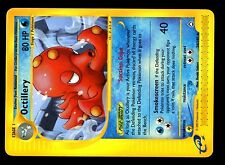 POKEMON AQUAPOLIS ENGLISH RARE N°  26/147 OCTILLERY
