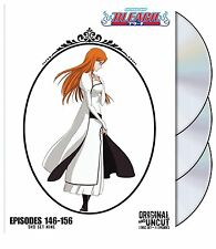 Bleach Uncut Box Set 9 Complete Anime Box / DVD Set NEW!