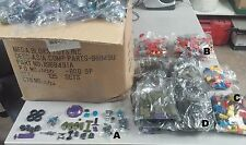 Huge Lot Mega Blocks Halo: Lot people, wheels, many parts (163 Sealed Bags)