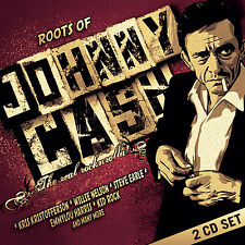 JOHNNY CASH New Sealed 2016 COUNTRY LEGENDS TRIBUTE 2 CD SET