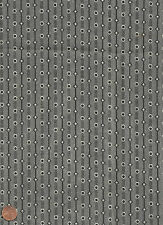 Antique 1880 Shaker Gray Dots & Dashes Fabric
