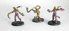 Spawn Fiend Mutant set - RPG Gaming monster miniatures for D&D or horror
