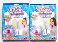 Cra-Z-Cookin' Cotton Candy Maker Refill 2Boxes