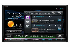 Kenwood 2-Din Network AV Navigation System w/ Bluetooth & HD Radio DNN992