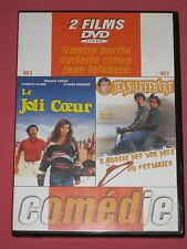 LE JOLI COEUR - N'OUBLIE PAS TON PERE AU VESTIAIRE - DVD/2 Films