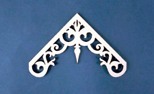 Dollhouse Miniature 1:24  Scale Gable Apex Trim