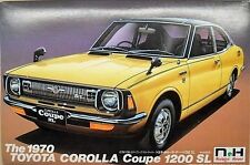 Rare - Out of Print - Doyusha 1/24 Scale Toyota Corolla Coupe 1200SL