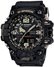 CASIO G-SHOCK GWG-1000-1AJF MUDMASTER TOUGH SOLAR TRIPLE SENSOR EMS New