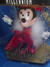 ♥ NRFB Bob Mackie Limited Disney Millenium Minnie Mickey Maus Mouse doll Barbie