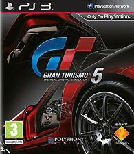 DISC ONLY / Gran Turismo 5 (Sony PlayStation 3, 2010) #F16