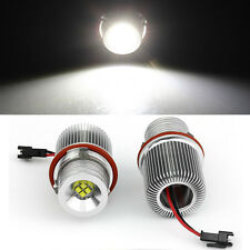 2pcs 20W Xenon White CREE 4LED Angel Eye Light Bulb Lamp for BMW E39 E60 E63 New