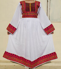 Kuchi Afghan Banjara Tribal Boho Hippie Style Brand New Ethnic Dress ND-173