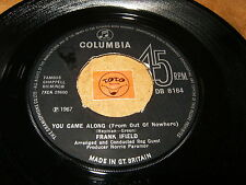 FRANK IFIELD - YOU CAME ALONG - AND I ALWAYS WILL  - LISTEN - TEEN ROCK  POPCORN