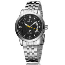 Luxury Men's Automatic Date Day Calendar Stainless Steel Mechanical Wristwatches