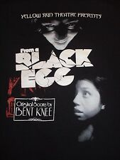 From A Black Egg Original Score By Bent Knee (Band) T Shirt Size S Theatre