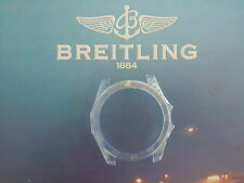 BREITLING FACTORY SALES JEWELER CLEAR WATCH PLASTIC BEZEL PROTECTOR #64 CHRONO