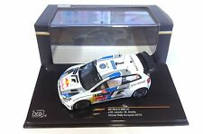 Volkswagen Polo R WRC Latvala 2013 IXO 1:43 RALLY DIECAST CAR MODEL RAM551