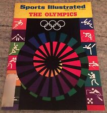 SPORTS ILLUSTRATED AUGUST 28, 1972 - THE OLYMPICS