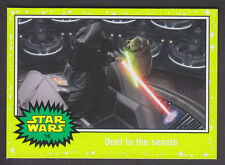 Topps Star Wars - Journey To The Force Awakens - Green Parallel Card # 18