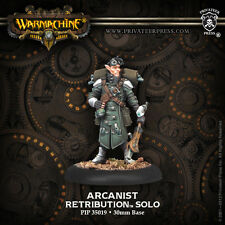 Warmachine BNIB - Scyrah - Retribution Arcanist Solo