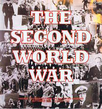 The Second World War – BBC Sound Archives – REQ 571 – 2-LP Record