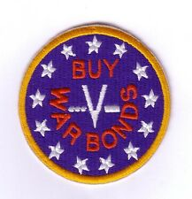 "WWII - BUY WAR BONDS ""White Stars"" (Reproduction)"