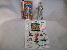 Vintage Toy Robot YM-3 Windup Motor made by Masudaya Japan 1985 Robby Robot