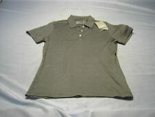 CUTTER & BUCK CB Dry Tec Ladies 3 Button Polo HESS GLOBAL COMMERCIAL Logo Size m