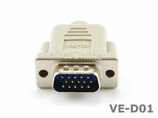Graphics Card Display VGA Detection Dummy Plug, CablesOnline VE-D01