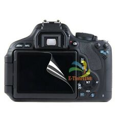 3 x Clear LCD Screen Protector Guard For Canon EOS 100D Camera