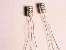 "2SC650 ""Original"" Hitachi  Transistor 2 pcs"