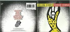 THE ROLLING STONES  CD: VOODOO LOUNGE