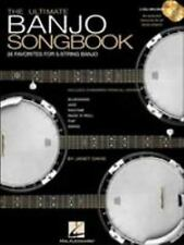 The Ultimate Banjo Songbook : 26 Favorites Arranged for 5-String Banjo by...