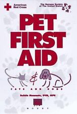 Pet First Aid: Cats & Dogs by American Red Cross, Good Book