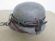 WH Steel Helmet Carrier Stahlhelm Tragegestell M35 M40 M42 WK2 WWII Wehrmacht