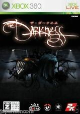 Used Xbox 360 The Darkness MICROSOFT JAPAN JP JAPANESE JAPONAIS IMPORT