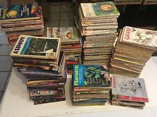 Pulp Sci-Fi Magazine Lot Of 200+ Issues Amazing Stories Asimov's SF Galaxy IF ++