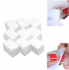 Nail Art Manicure Polish Remover 900Pcs Cleaner Wipe Lint Free Cotton Pads Paper