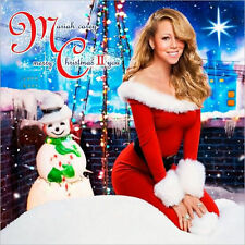 MARIAH CAREY - MERRY CHRISTMAS II YOU - CD - Sealed