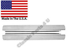 1956 1957 Chevy  Bel Air  Two-Ten  One-Fifty Delray ROCKER PANELS 2DR PAIR!