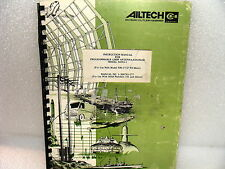 Ailtech / Eaton / Singer 94593-1 Progammable Loop Antenna Instruction Manual