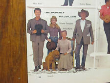 1962 FALL PREVIEW TV Guide(BEVERLY  HILLBILLIES/COMBAT/THE VIRGINIAN/THE JETSONS