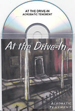 At The Drive-In - Acrobatic Tenement - Scarce 11 track promo CD