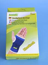 2 x Handbandagen Handbandage Handgelenk Bandage Gelenk Schoner Handgelenkbandage